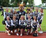 Cheerleader Erding Bulls