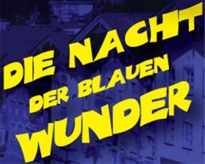 Die Nacht der Blauen Wunder in Rosenheim