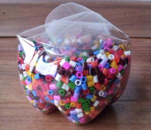 Bastelaktion- Klickbox aus Petflasche