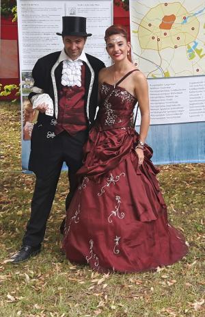 Magic Leinad& Sonja- Walking Act und Ballonmodellage